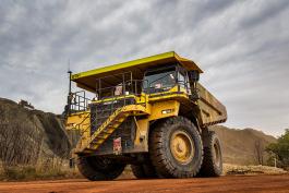 mining-dump-truck